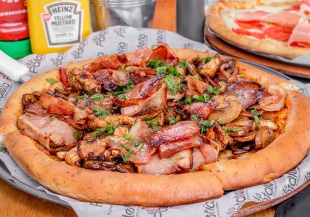 Pizza Medio Oriente